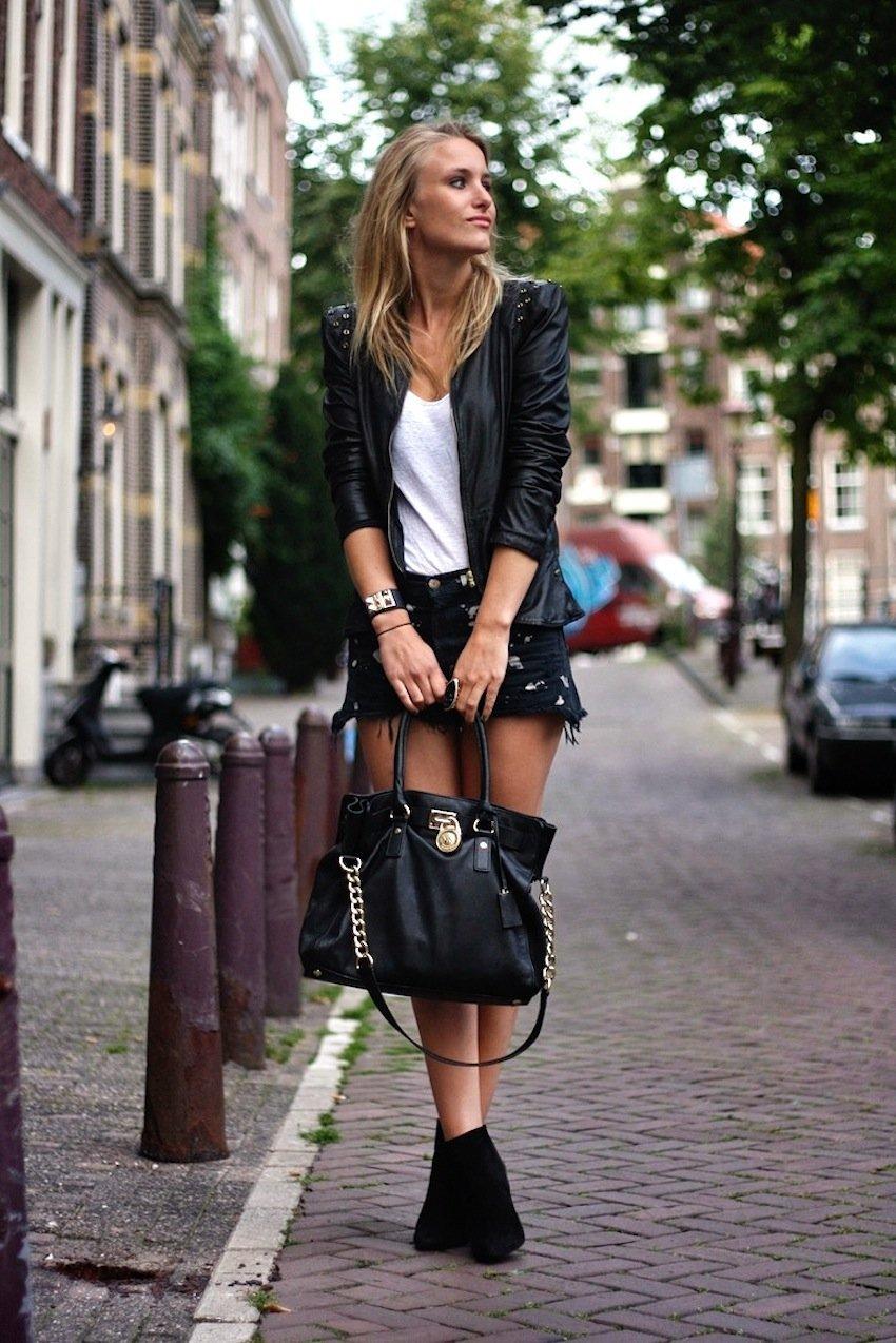 fashion night out amsterdam-levi's-maison scotch jacket