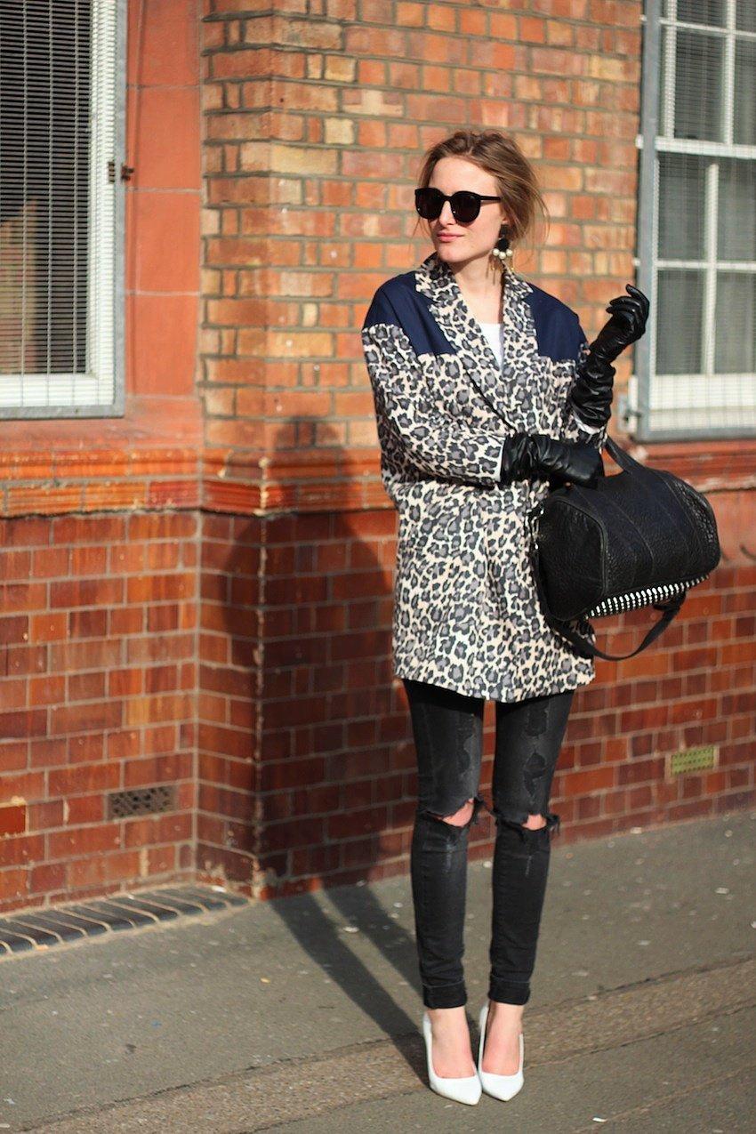 lfw-london fashion week-asos leopard coat
