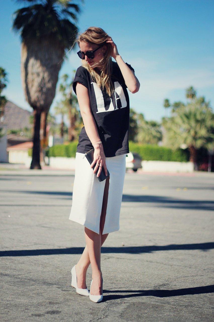 topshop top, asos skirt