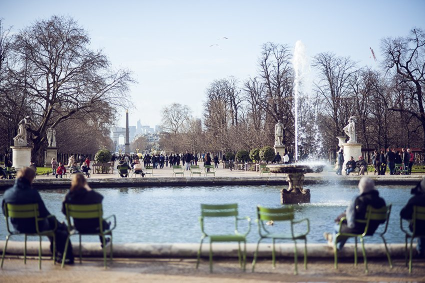 paris tuileries