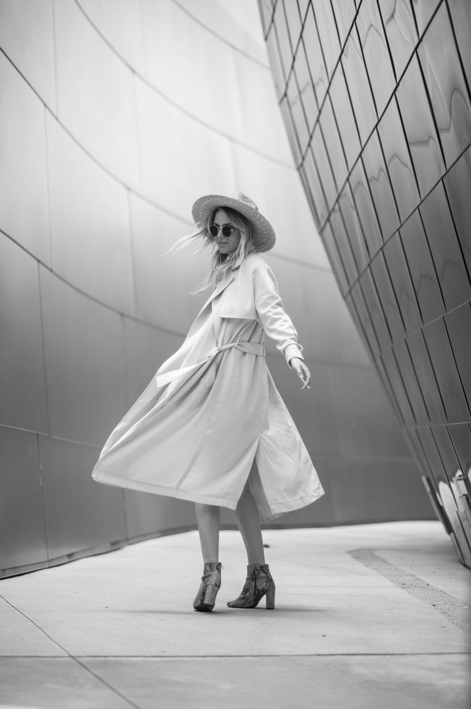 vintage skirt suede