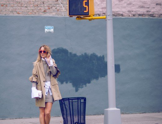 fall dressing fashion blogger