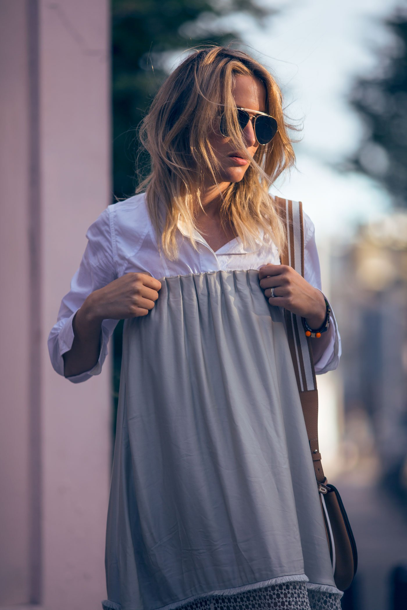 rebecca laurey strapless dress