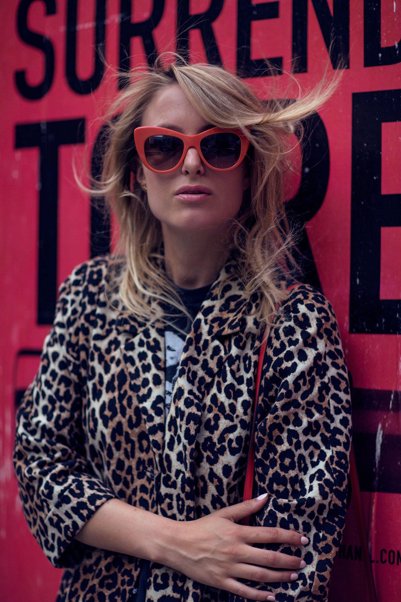 rebecca laurey leopard coat