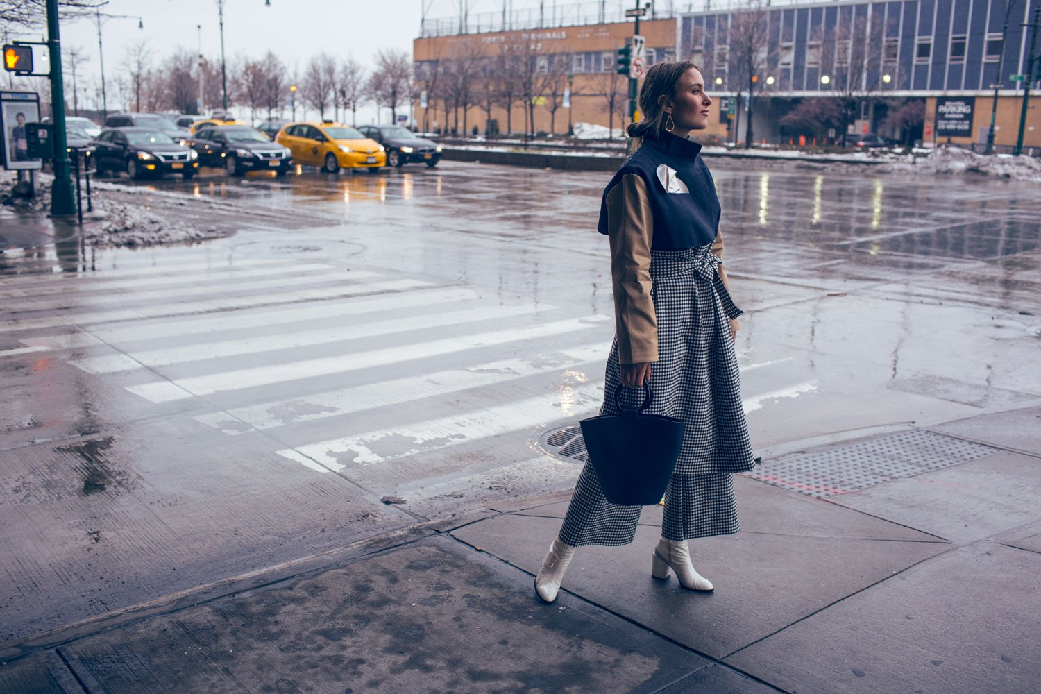 awake trench coat nyfw