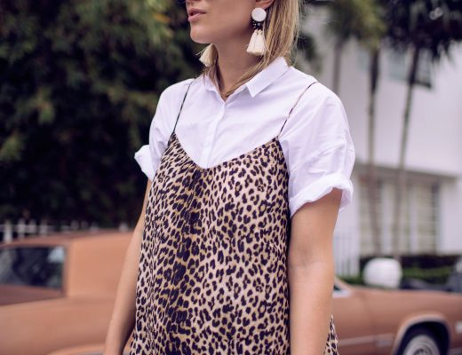 rebecca laurey leopard maxi dress