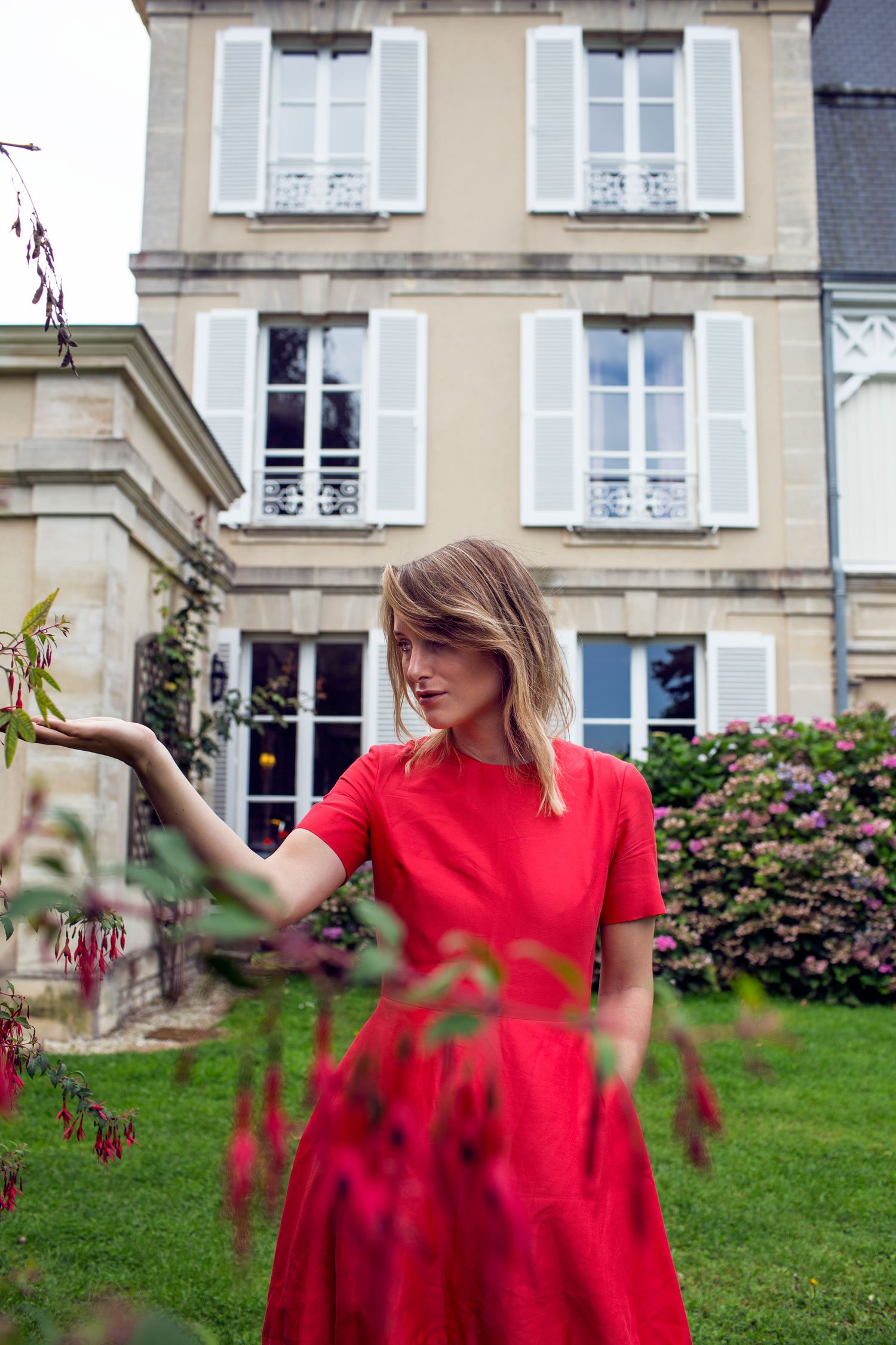 rebecca-laurey-hotel-normandy-red-dress