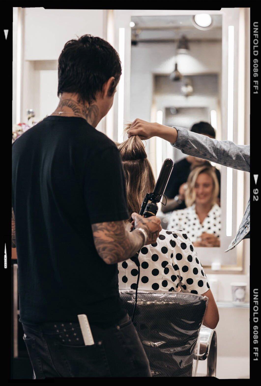 volume hair rebecca laurey